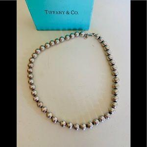 Tiffany & Co. Hardware Ball Necklace